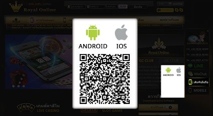 gclub android qrcode